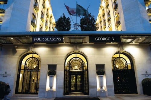 Le Four Seasons Hôtel George V